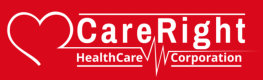 Care Right Health care Corpaoration logo