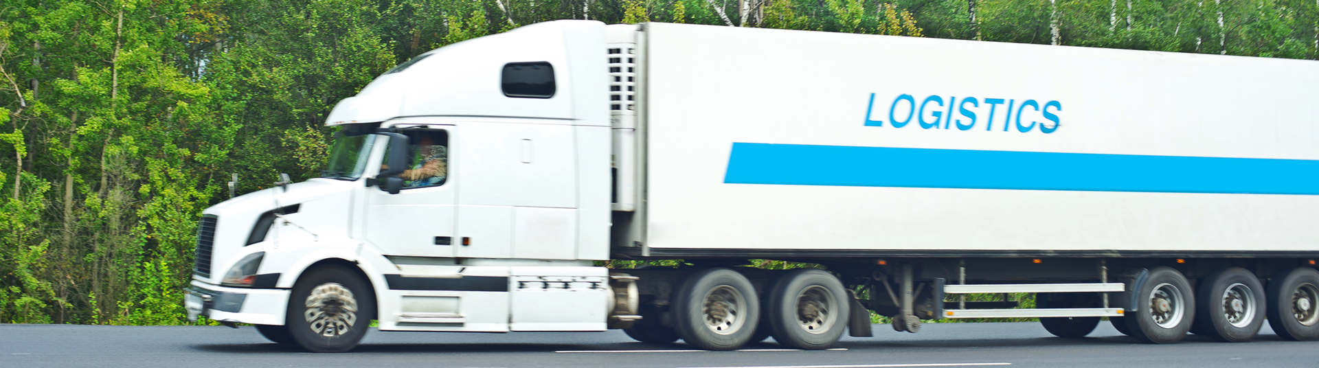 Logistics Truck